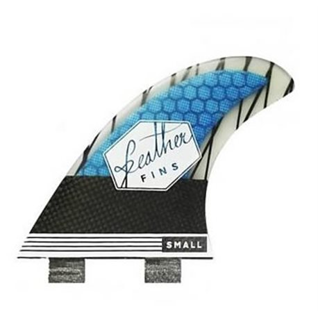QUILLAS FEATHER FINS CARBONO