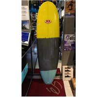 TABLA SURF MANUAL 6'6 RESINA TINTADA