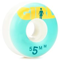 Girl Advertype Wheels 55m