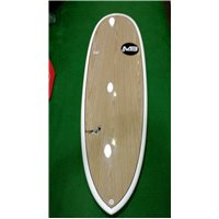 TABLA MANUAL EPOXY CRAB REINFORCED FINS 6.4