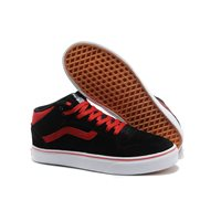 ZAPATILLA VANS TNT SG PRO BLACK RED