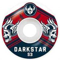 RUEDA DARKSTAR ALE 53MM 90A