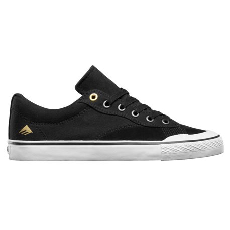 ZAPATILLA EMERICA INDICATOR LOW BLACK