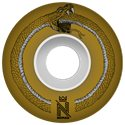 RUEDAS NOMAD SNAKE GOLD 53MM