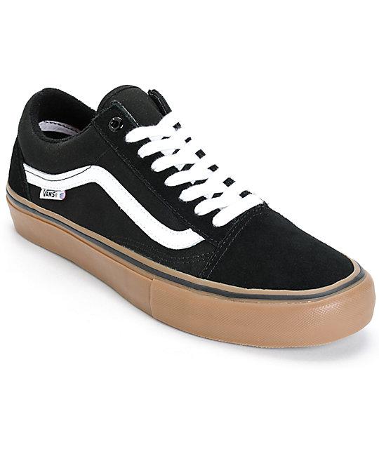 666456a94 zapatillas vans skate pro
