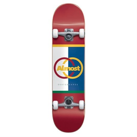 SKATE COMPLETO ALMOST IVY LEAGUE 8.125''