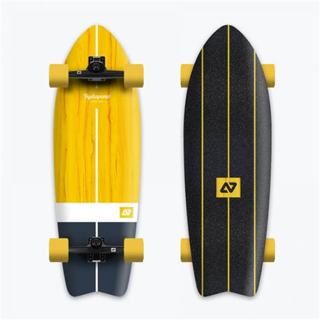 SURFSKATE HYDROPONIC VINTAGE YELLOW