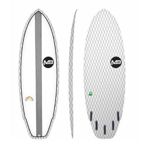 TABLA SURF MANUAL SUMSES CARBON NET BOTTOM